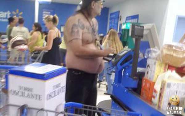 funny people of walmart pictures. People of Walmart