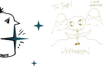 combo drawings
